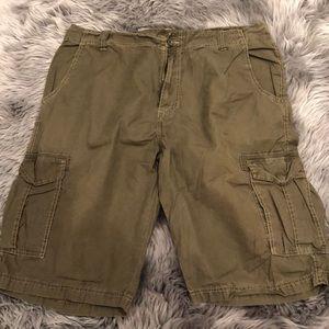 CALVIN KLEIN Men's Cargo Shorts
